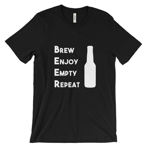 Beer Defined Unisex short sleeve t-shirt