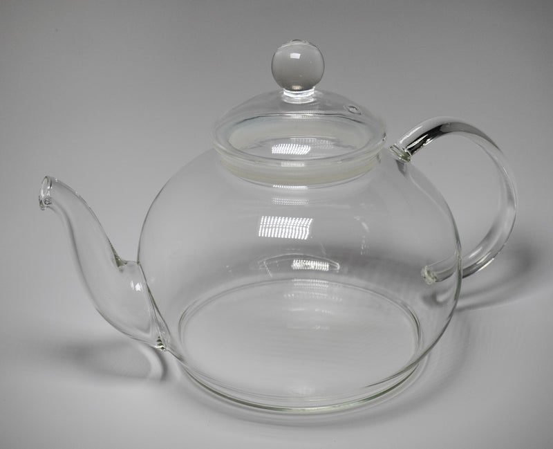 Christina Glass Teapot