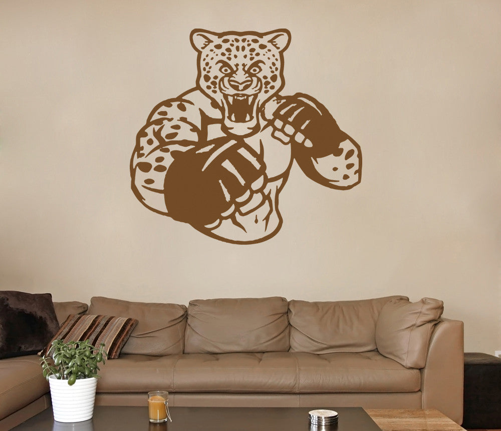 ik1398 Wall Decal Sticker kick boxing boxing ring Gloves Tournament gym