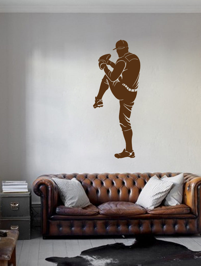 ik766 Wall Decal Sticker Baseball American football players sport kids room