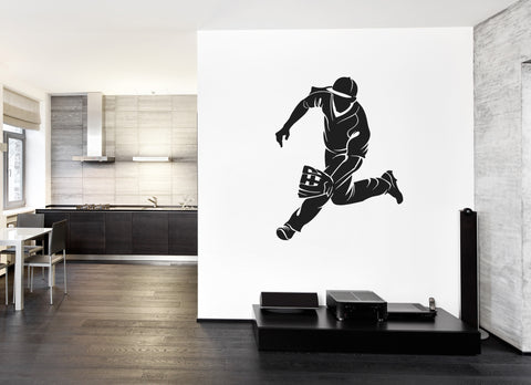ik767 Wall Decal Sticker Baseball American football players sport kids room