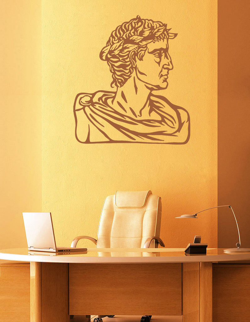 ik901 Wall Decal Sticker mark antony roman politician general living bedroom