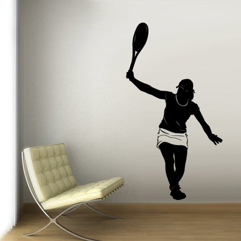 Wall Vinyl Decal Sticker Bedroom Decal Modern Decal Tennis Ball Sport Court  z2978