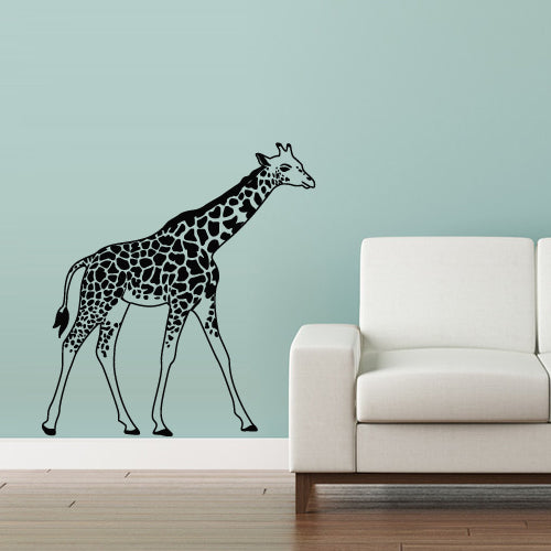 Wall Vinyl Decal Sticker Bedroom Decal Giraffe Animal Nursery Kids Baby ( z3031
