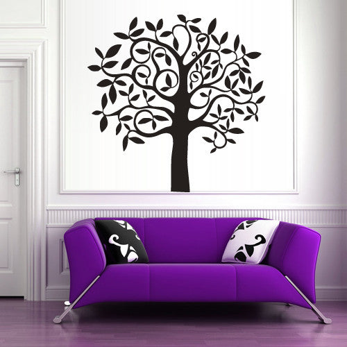 Wall Vinyl Decal Sticker Bedroom Decal Funny Kids Owl Tribal  z463