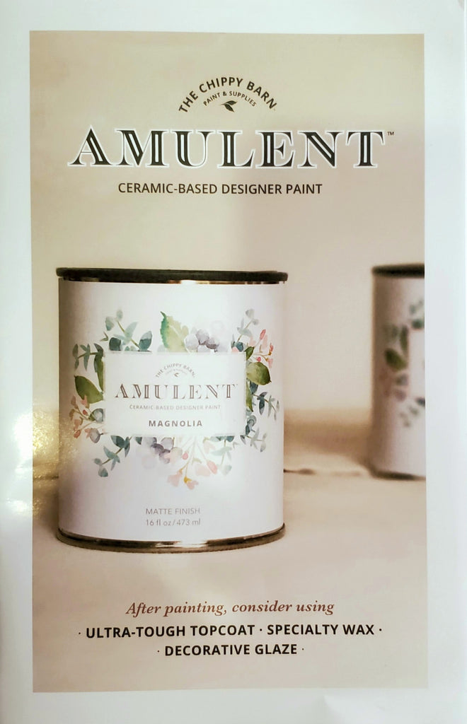 Amulent Quick Tips & Info Pamphlet