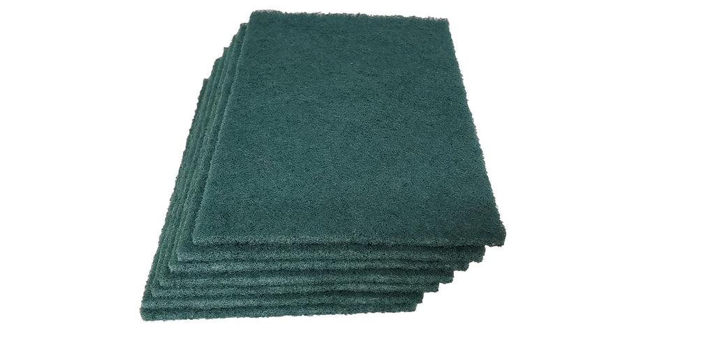 Green - Scratchy Scrubby
