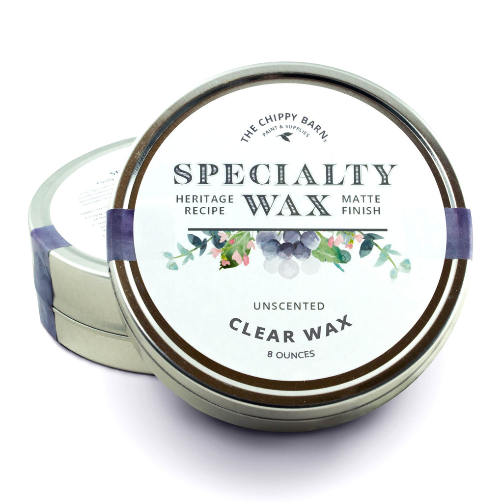 Specialty Wax - The Chippy Barn