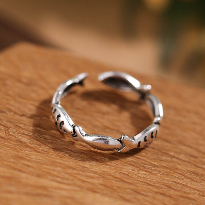 Adjustable Fish Ring
