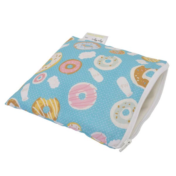 Reusable Snack & Everything Bag-Donut
