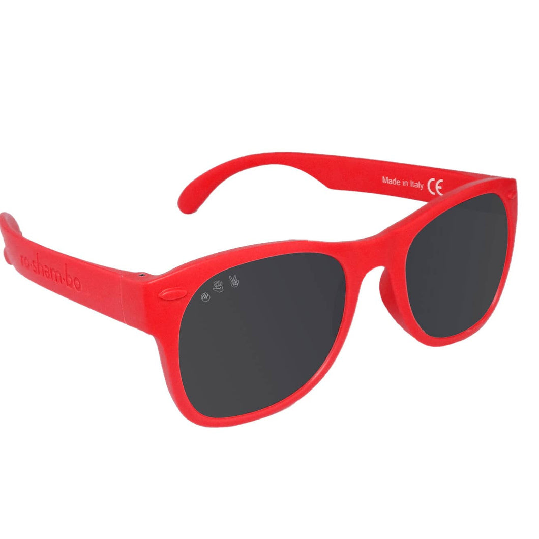 McFly Red Baby Sunglasses