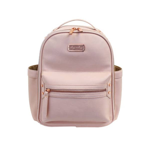 Mini Diaper Bag-Blush