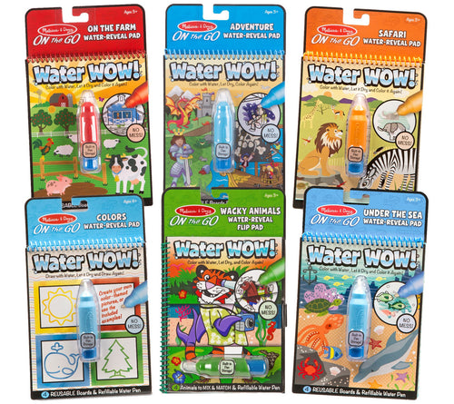 Melissa and Doug Water Wow!