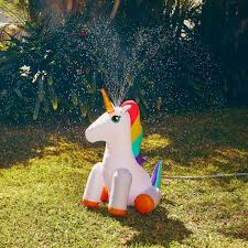 INFLATABLE SPRINKLER | UNICORN