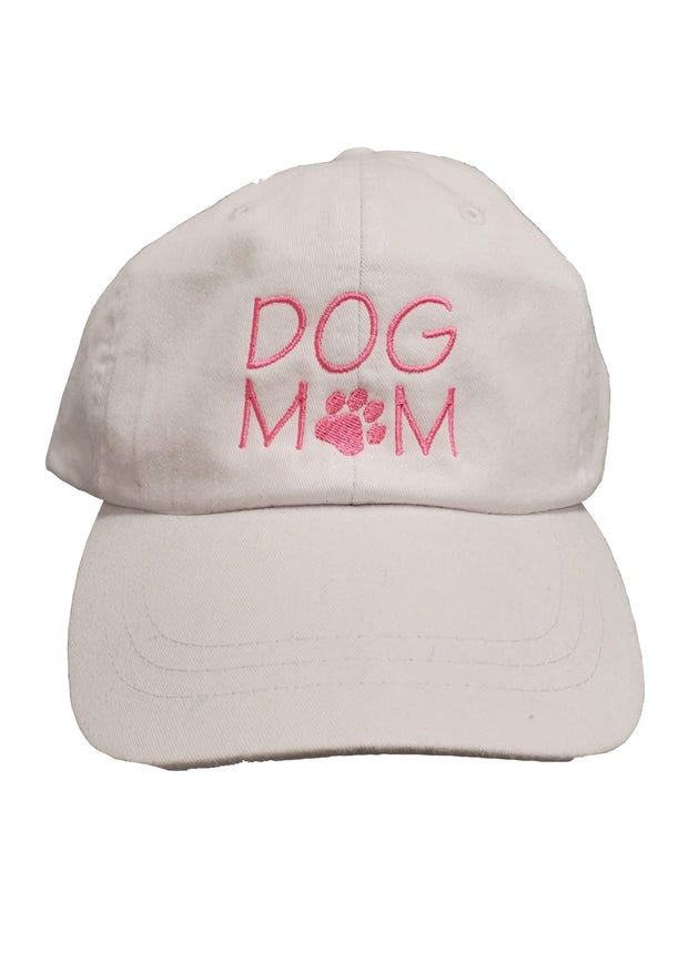 Dog Mom Hat, Customizable