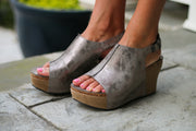 Hester Wedge, Pewter