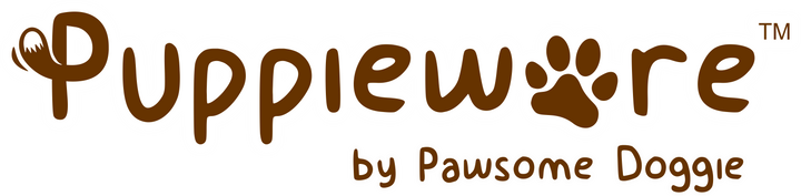 Puppieware by Pawsome Doggie