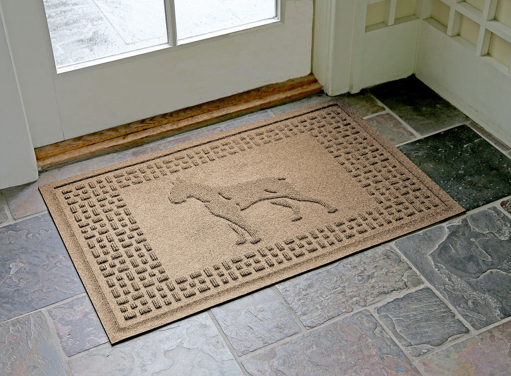 Boxer Dog Doormat