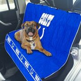 Best NFL and College Team Dog Car Seat Covers