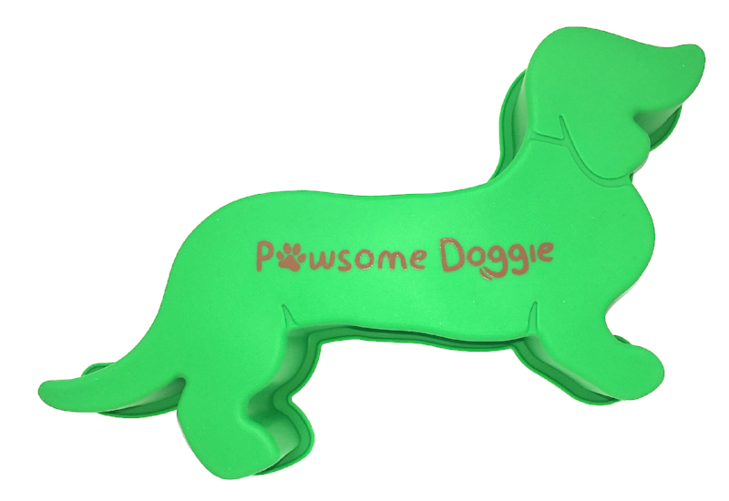 Dachshund Cake Pan Mould Small Like Mini Doxie