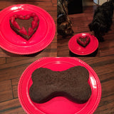 Dog Bone Cake Pan Silicone
