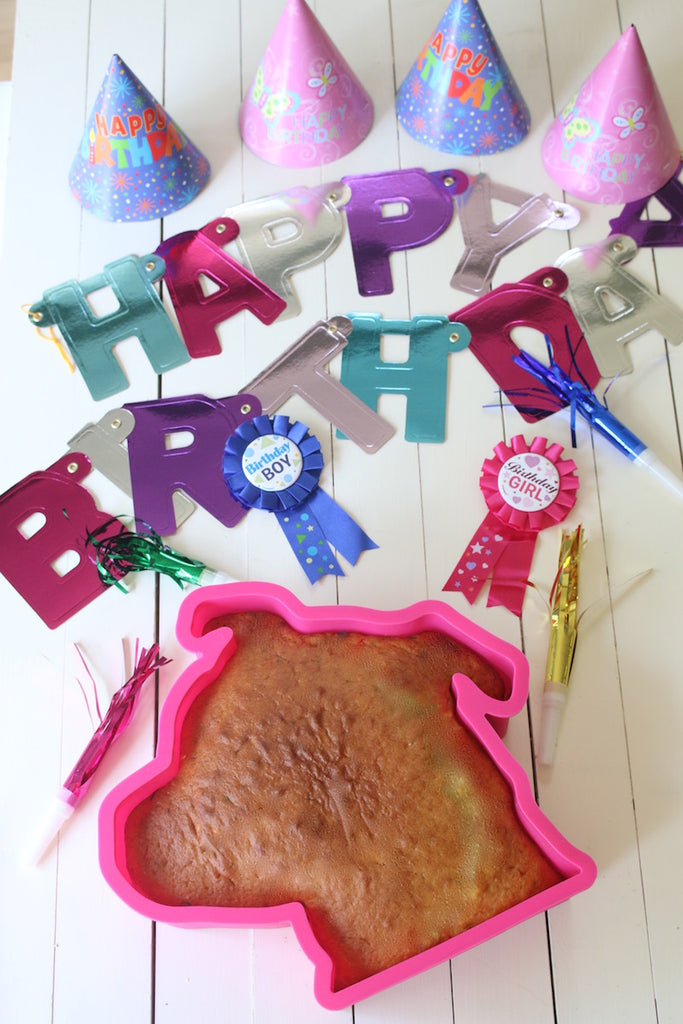 Pitbull Boxer Birthday Cake Pan