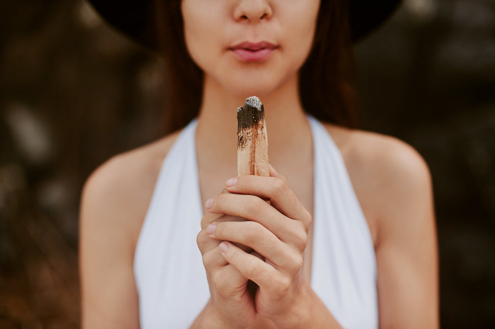 Make Room For The New Year With Palo Santo