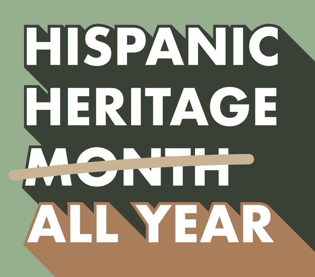 To Celebrate Hispanic Heritage Month, Here Are Four Major Ways In Which Latinos Have Influenced American Culture