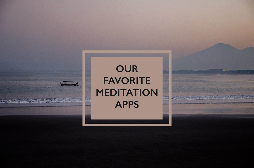 Top 3 meditation apps