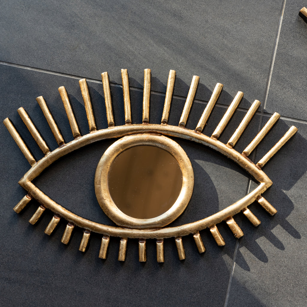 Peruvian Wall Mirror - Eye