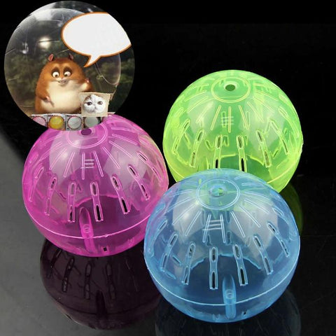 Pet Jogging  Ball Plastic Toy
