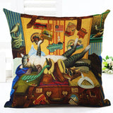 Cat  Decorative Cushion Pillows