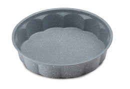 Ghidini Wavy Round Speckled Cake Mould (26 cm) \ 2088 -I53