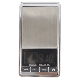 MINI PRECISION BALANCE WITH LID from 0 to 500gr \4887.00