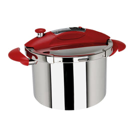 SITRAM Speedo Pressure Cooker 8L (Red) \ 711234