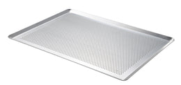 Micro-perforated tray in hard aluminium 40x30 \7367.40