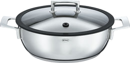 Braising Pan Silence® with ceramic coating and glass lid (28 cm) \ 91501 -B6