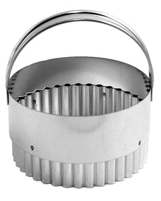 FLUTED ROUND DOUGH CUTTER  \ 9173008-I53