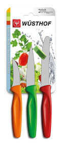 3 pc. Paring knife set - 9334c