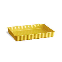 DEEP RECTANGULAR TART DISH \ 906038-B22