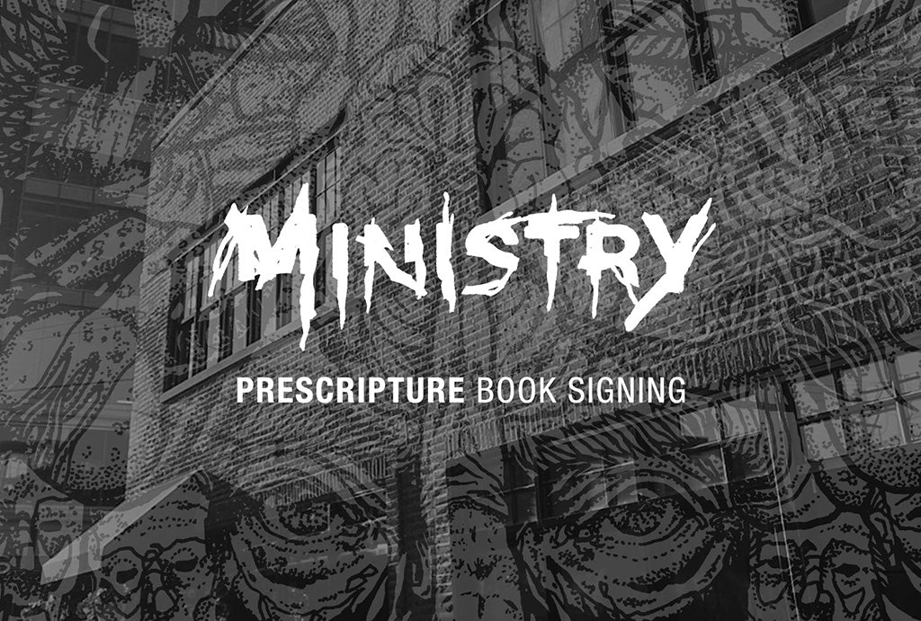 Ministry: Prescripture Book Signing in Chicago, IL