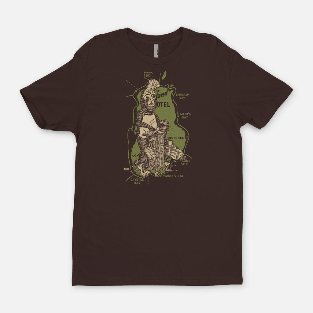"Melodic Virtue ""Bigfoot"" T-Shirt"