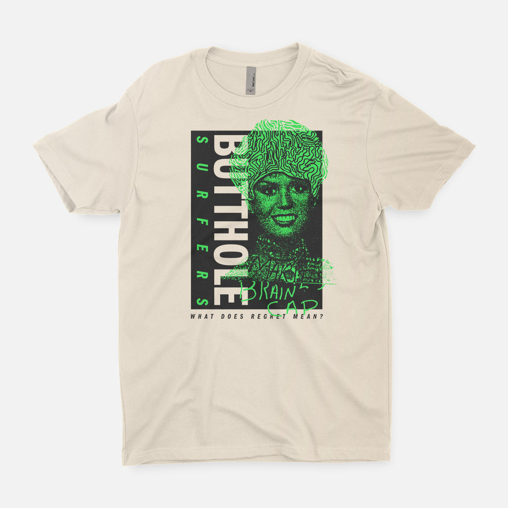 "Butthole Surfers ""Marie's Brain Cap"" T-Shirt"