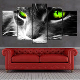 Cat Picture Canvas Print Painting Wall Art