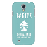 Bakers Gonna Bake Bake Bake Mobile Phone Case - Samsung Galaxy & Apple Iphone