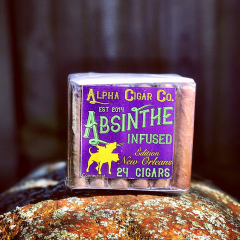 Alpha Absinthe Infused Edition New Orleans