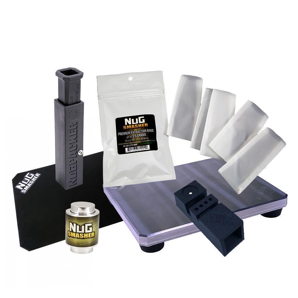 NugSmasher Rosin Press Accessories