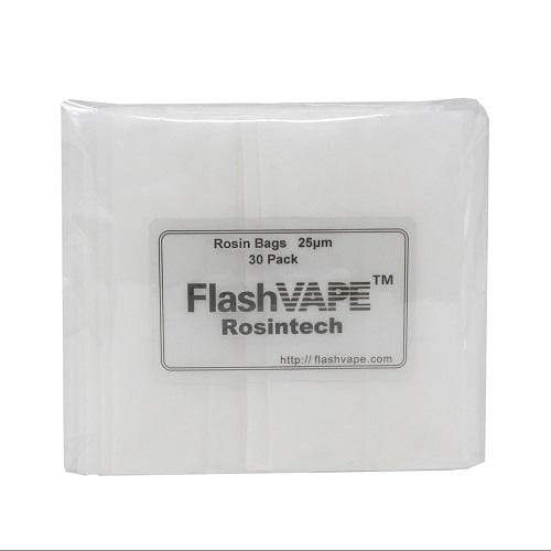 FV Rosintech 25 Micron Rosin Press Filter Bags 30 Pack - Trimleaf Canada