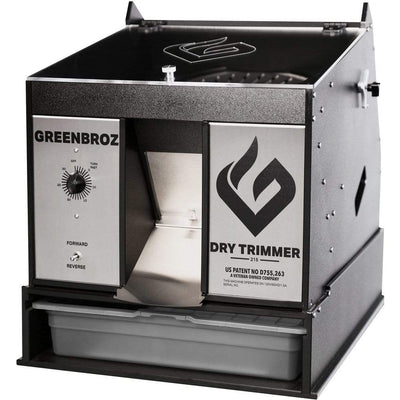 GreenBroz 215 Automatic Dry Bud Trimmer Machine - Trimleaf Canada