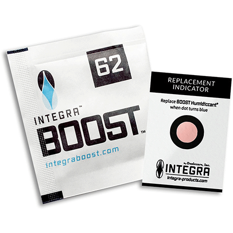 Integra Boost Control 62% Humidity 8 Gram - Trimleaf Canada